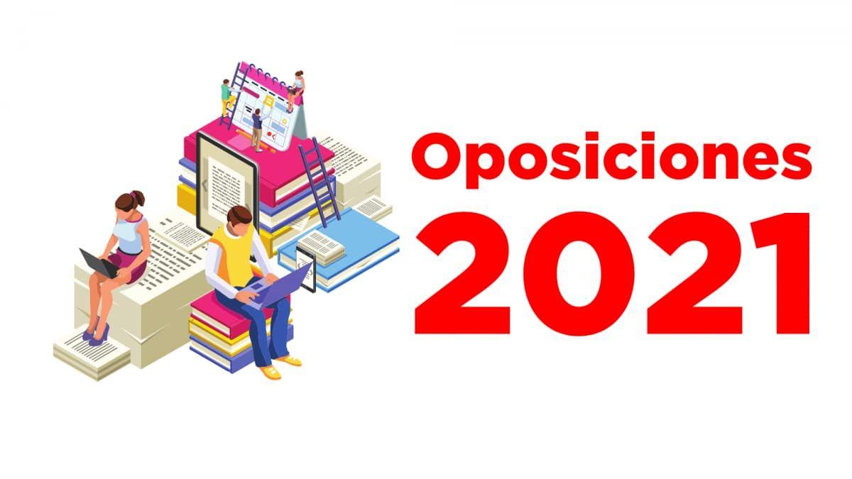 Necesidades de adaptación Oposiciones 2021