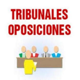 (23-02-2020) Tribunales procedimiento selectivo 2020. Personal funcionario que puede ser vocal de tribunales.
