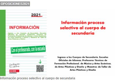 Información mesa sectorial de 10 de mayo
