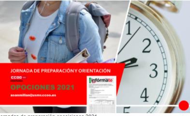 Jornada de preparación y orientaciones Madrid