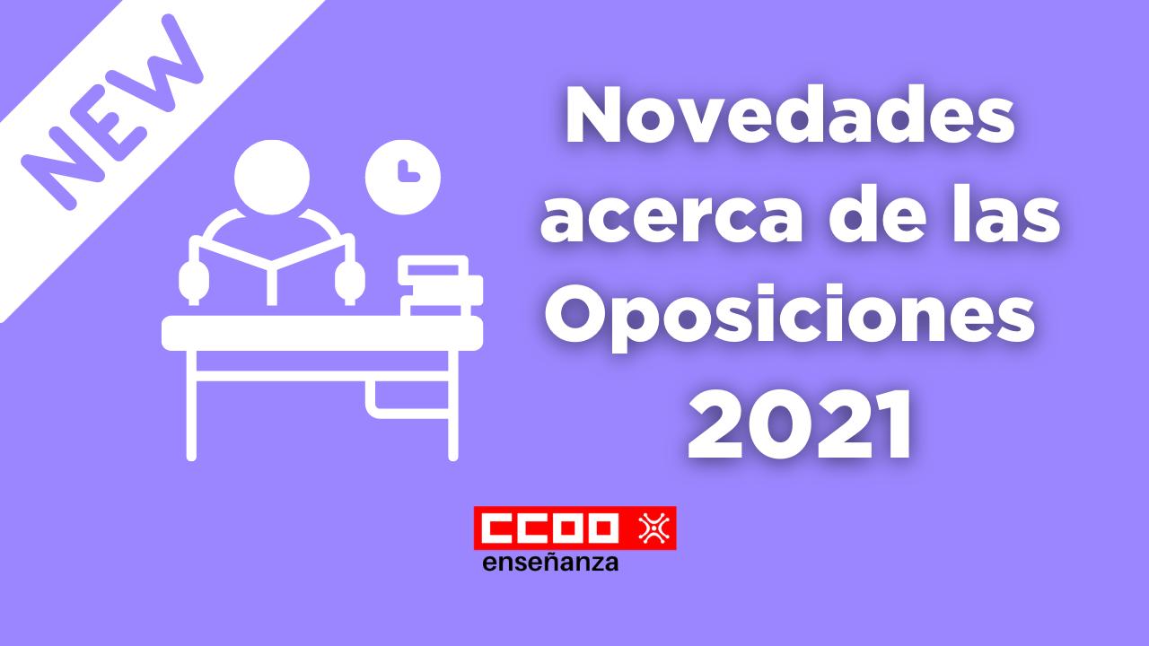 Novedades acerca de las Oposiciones Cantabria 2021