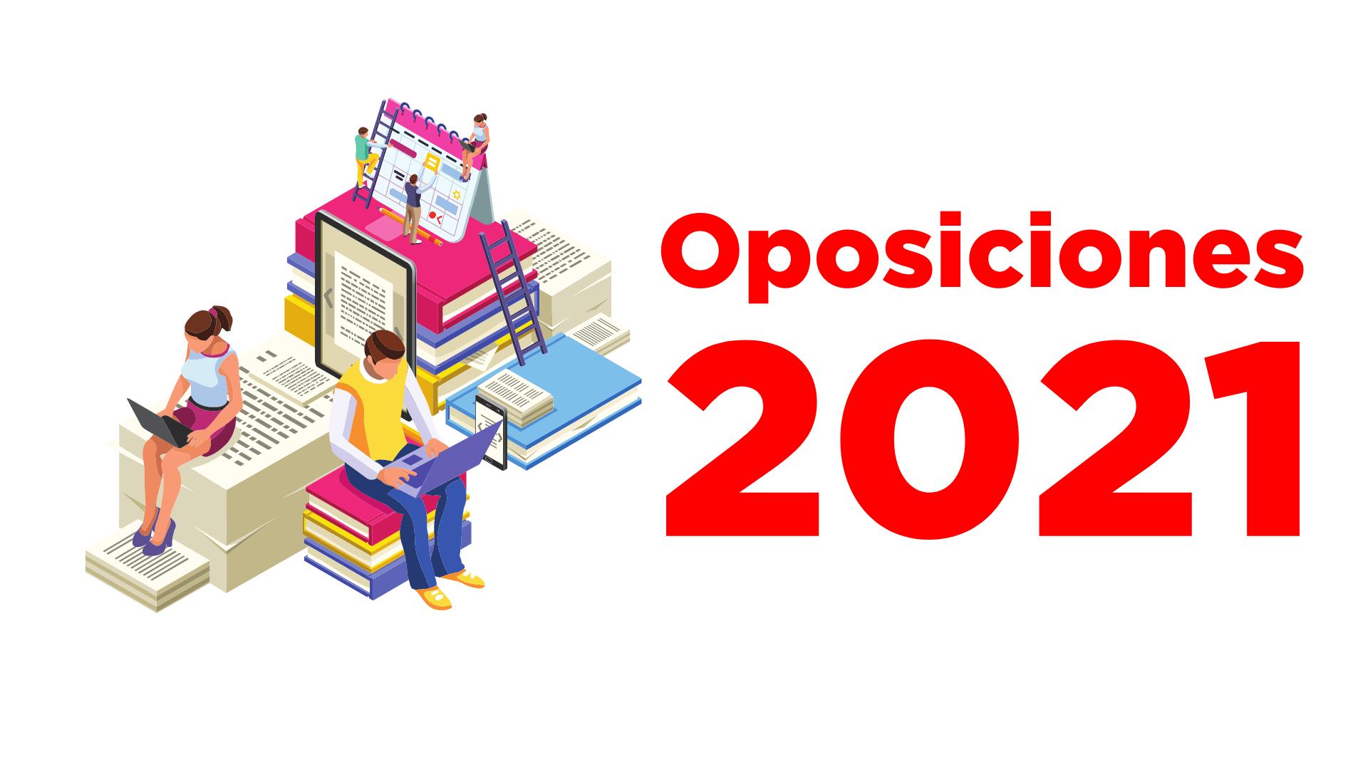 Baremo definitivo, aptos y seleccionados provisionales de las Oposiciones 2021