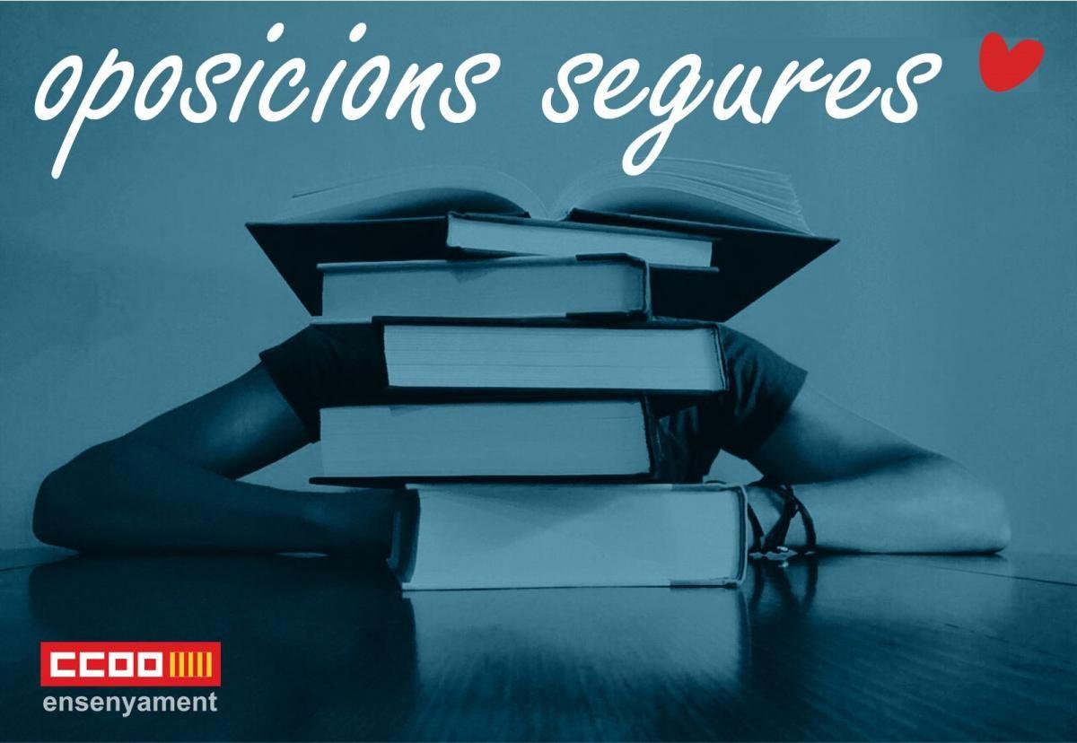 PLAN DE CONTINGENCIA  COVID 19 OPOS PAÍS VALENCIÀ